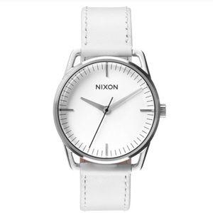 Nixon Mellor women's watch.
